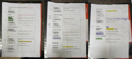 Banjaxeld Album Notes
